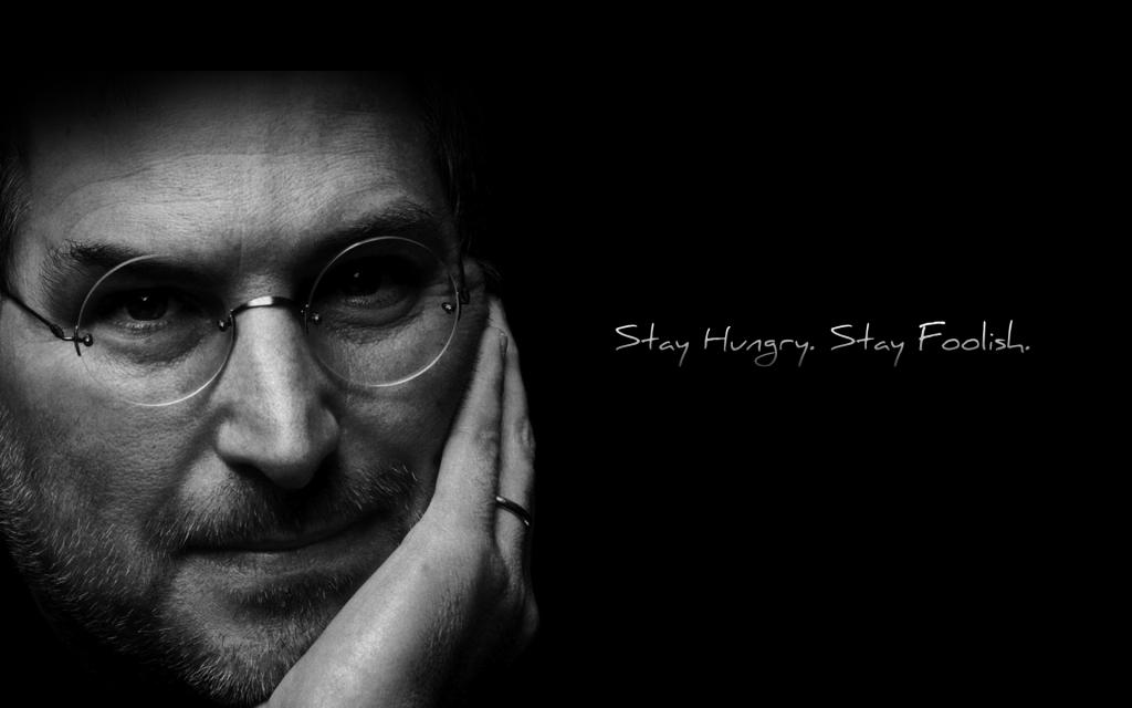 Inspiration from Steve Jobs