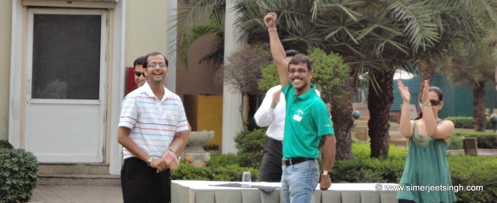 Team Building India