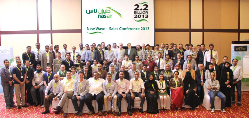 Nasair UAE Motivational Event