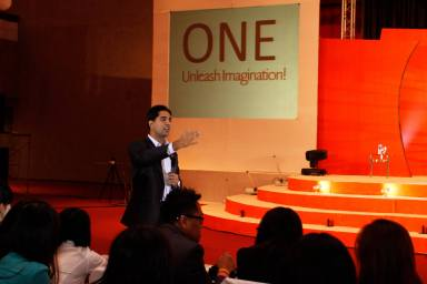 Youth Motivational Speaker