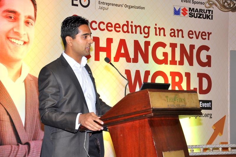 Simerjeet Singh Speaking