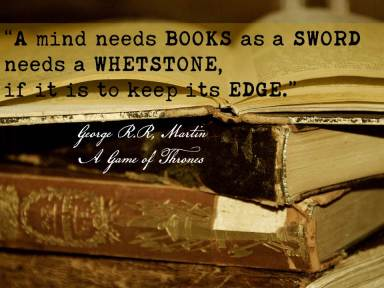 Books and Swords