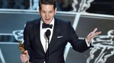 Graham Moore's Oscar Speech