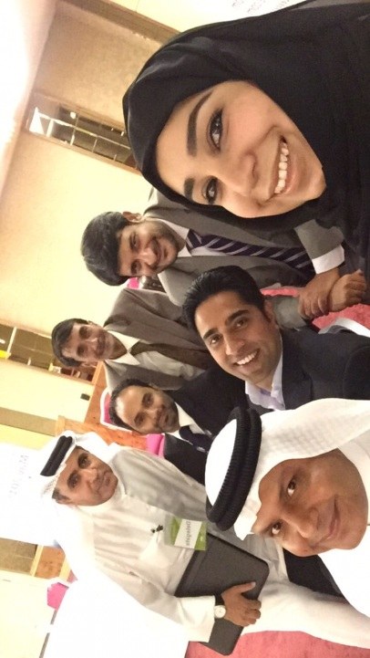 Selfie with Leaders Bahrain