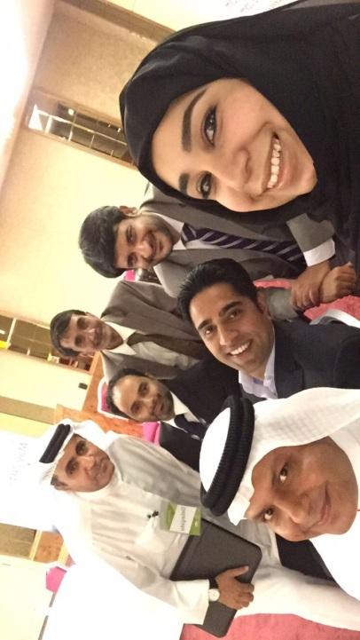 Selfie with Leaders Bahrain